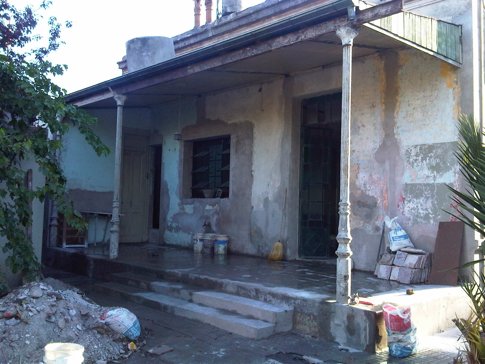 Casa Zapiola Antes 3