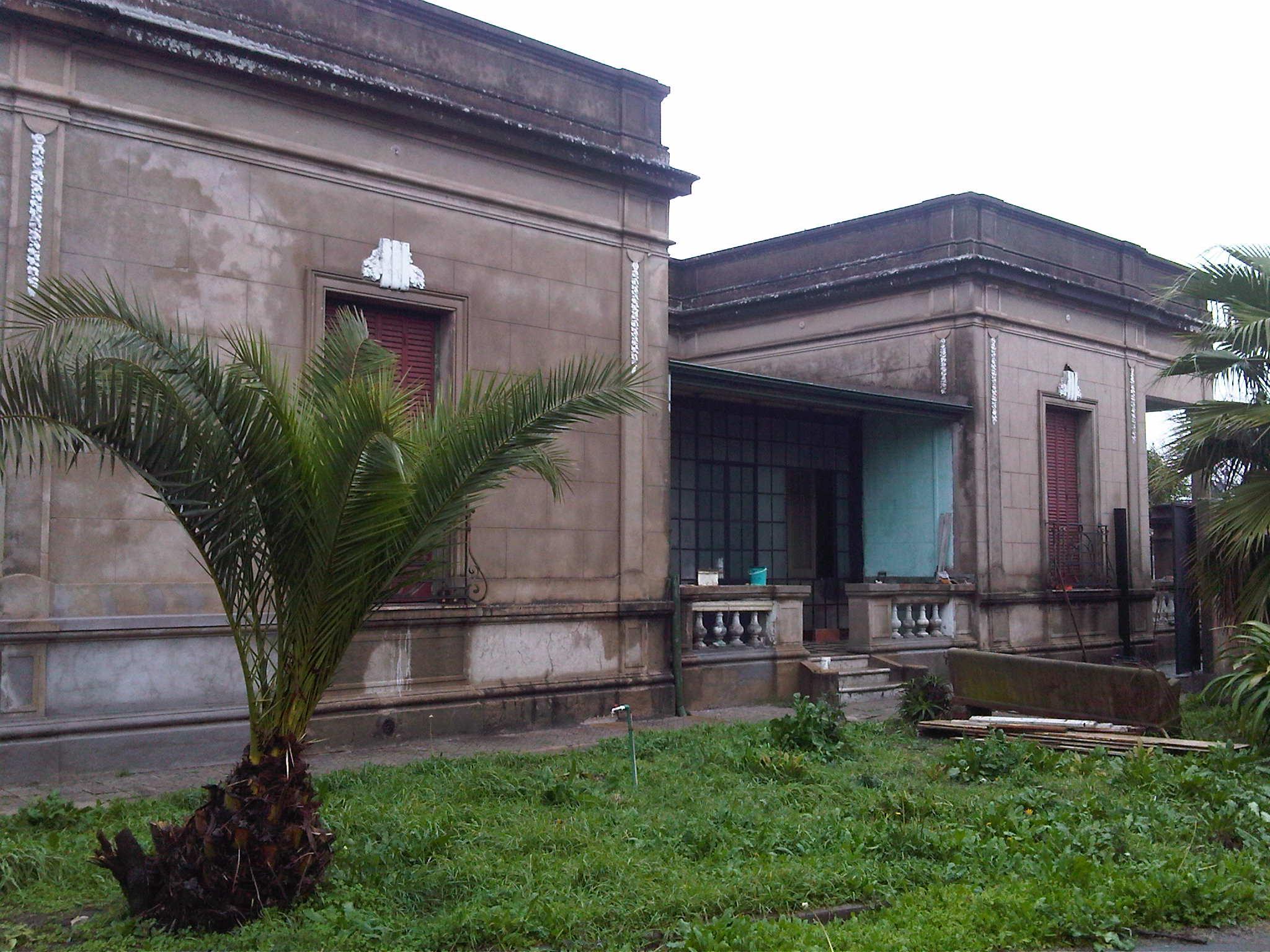 Casa Zapiola Antes 4