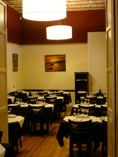 Restaurant vieja Libreria 4