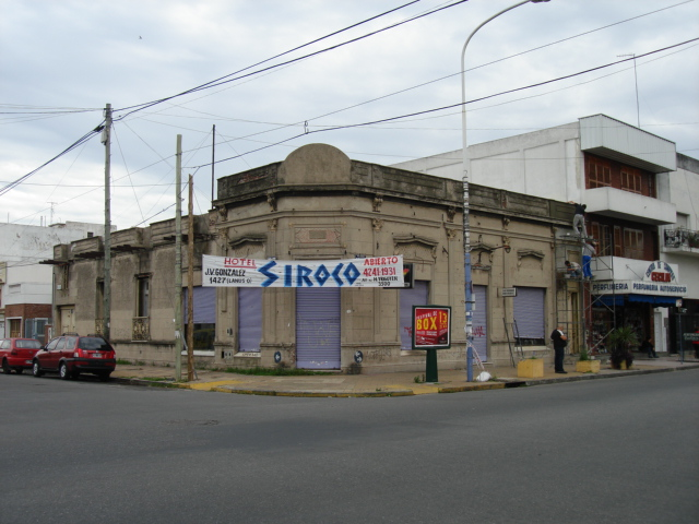 Restaurant vieja Libreria.1